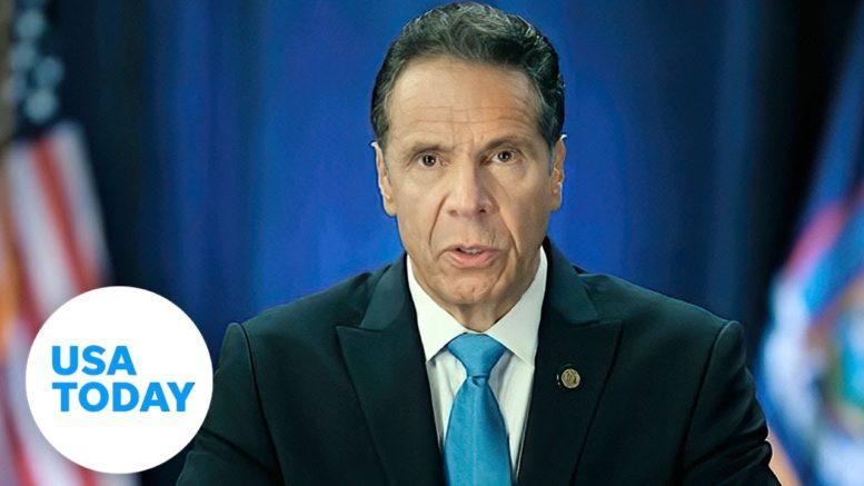 DNC 2020: New York Governor Andrew Cuomo full speech | USA TODAY 1