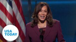 DNC 2020: Kamala Harris, Barack Obama to speak at convention Day 3 | USA TODAY 3