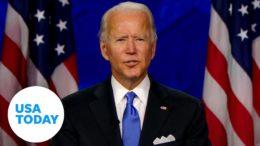 DNC 2020: Joe Biden to accept nomination at convention | USA TODAY 2