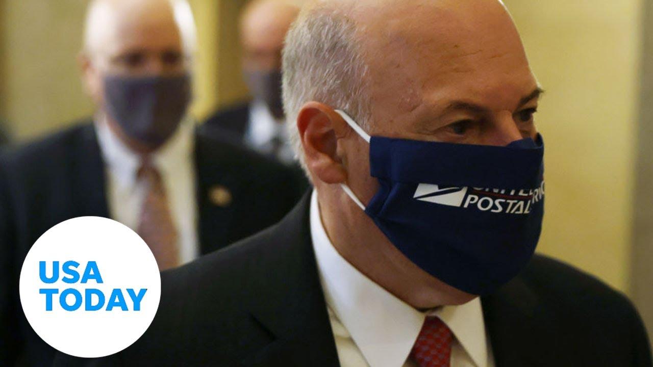 Postmaster General Louis DeJoy testifies before Senate | USA TODAY 5