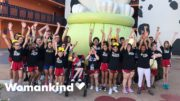 Mom creates cheer team for kids with special needs | Womankind 5