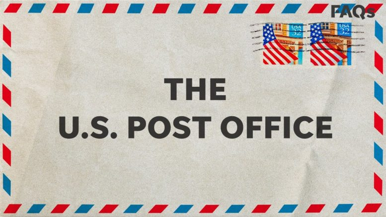 Here's why the US Postal Service has been in massive debt for years | Just The FAQs 1