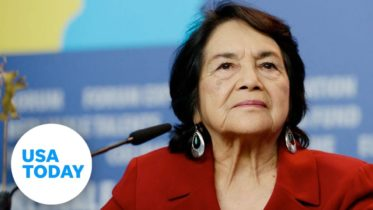 Dolores Huerta is still organizing and pushing for change 60 years on | Women of the Century 6