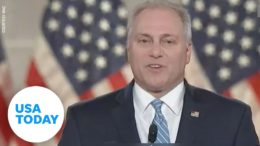 Rep. Scalise speaks from the Republican National Convention   USA TODAY 5