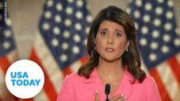 Nikki Haley calls out Democrats' 'cancel culture' at RNC | USA TODAY 8