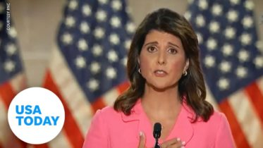 Nikki Haley calls out Democrats' 'cancel culture' at RNC | USA TODAY 6