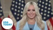 Tiffany Trump makes the case for her father at the RNC | USA TODAY 3