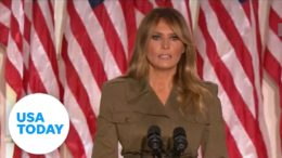 Melania at RNC: 'We need to cherish one another' | USA TODAY 2