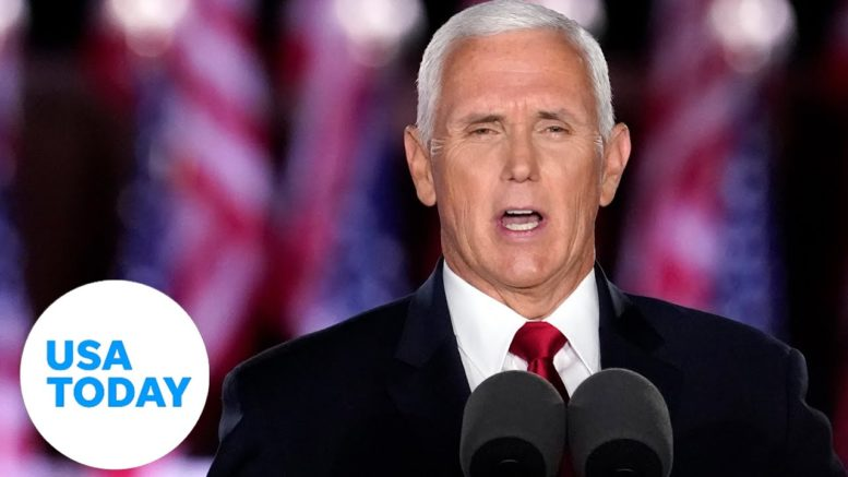 RNC 2020: Night three features Mike Pence, Kellyanne Conway, Richard Grenell | USA TODAY 1