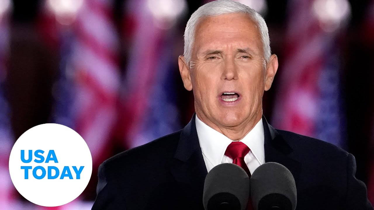 RNC 2020: Night three features Mike Pence, Kellyanne Conway, Richard Grenell | USA TODAY 3