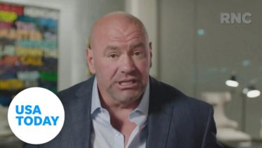 Dana White praises Trump's leadership style at RNC (FULL) | USA TODAY 6