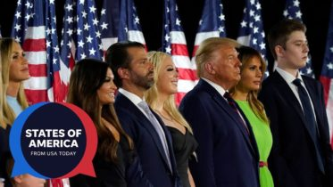 RNC 2020 deep dive: Suburban angst and political dynasties | States of America 6