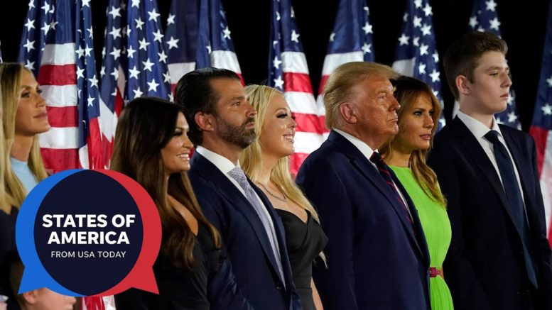 RNC 2020 deep dive: Suburban angst and political dynasties | States of America 1