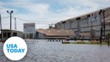 Hurricane Laura damage in Orange, Texas | USA TODAY 6