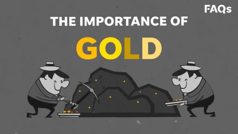 How gold could save the economy from the pandemic | Just The FAQs 1
