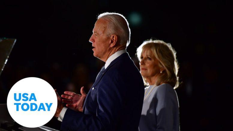 Joe Biden and Jill Biden meet with Jacob Blake's family and community in Kenosha | USA TODAY 1