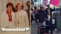 91-year-old activist continues to change the world | Womankind 8