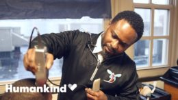 Principal connects with students through haircuts | Humankind 7