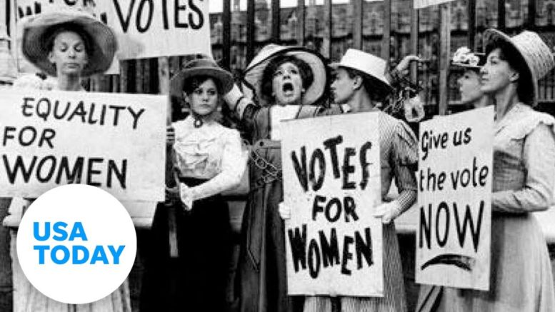 Why women vote: It's an honor, a privilege, a gift and obligation | Women of the Century 1