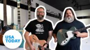 How this small guitar company has survived COVID-19 without layoffs | USA TODAY 3