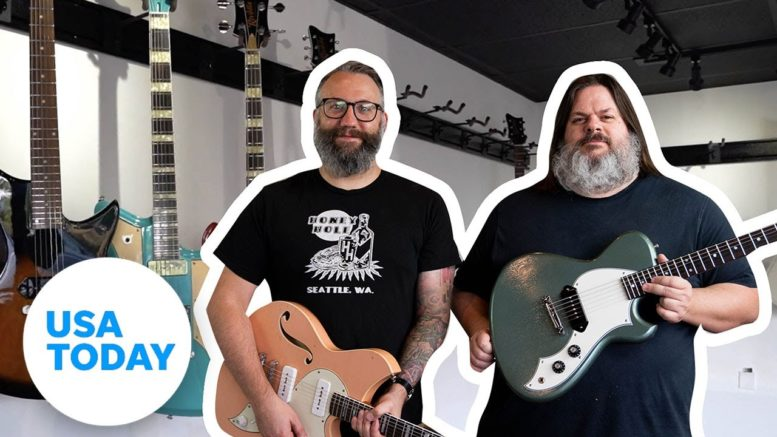 How this small guitar company has survived COVID-19 without layoffs | USA TODAY 1