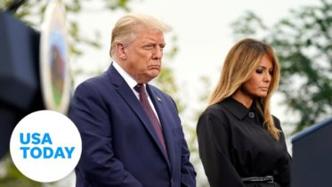 President Trump participates in 9/11 Flight 93 memorial service (LIVE) | USA TODAY 6