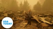 Oregon Gov. Kate Brown: Dozens of people are missing in wildfires | USA TODAY 4