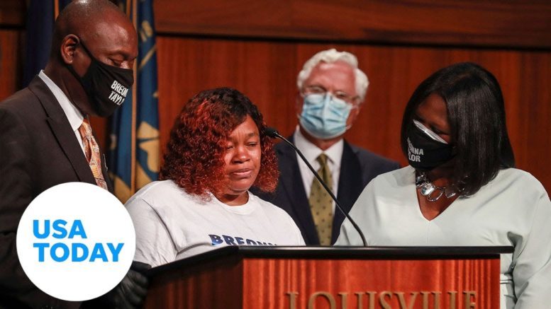 Breonna Taylor's family gets historic $12M settlement, Louisville police reform | USA TODAY 1