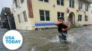 Hurricane Sally floods downtown Pensacola, Florida | USA TODAY 3