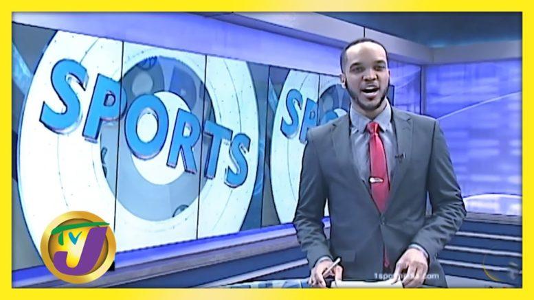 TVJ Sports News: Headlines - August 10 2020 1