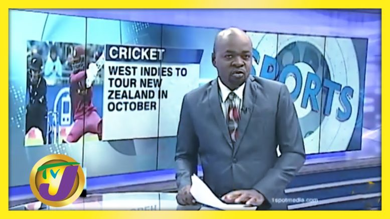 Windies to Tour New Zealand in October - August 11 2020 1
