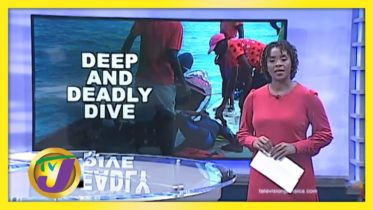 Deep & Deadly Dive - August 11 2020 5