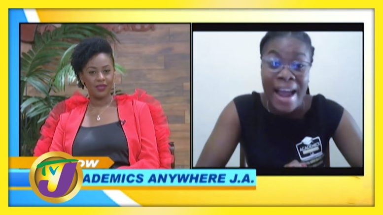 Academics Anywhere J.A. - August 12 2020 1