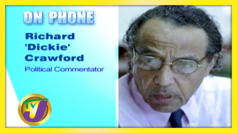 Richard 'Dickie' Crawford Political Commentator  - August 12 2020 1