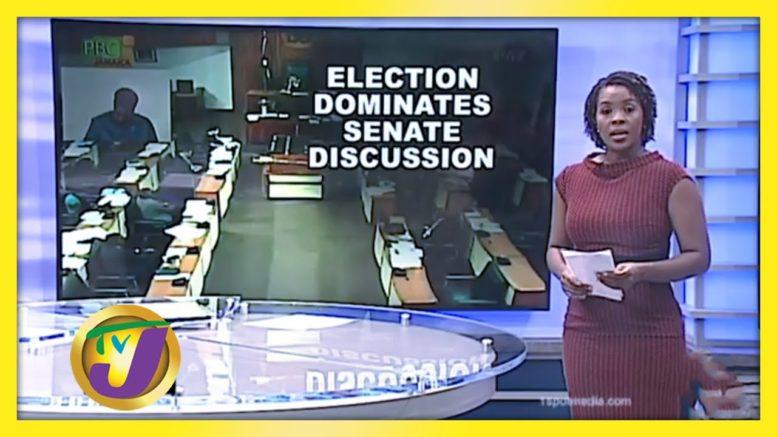 Election Dominates Senate SOE Debate - August 12 2020 1
