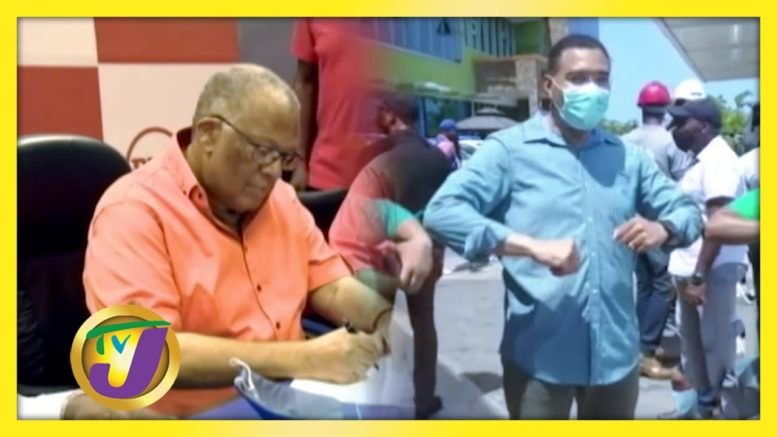 Election Season: TVJ All Angles - August 12 2020 1