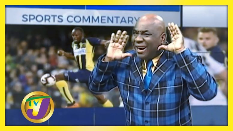 TVJ Sports Commentary - August 12 2020 1