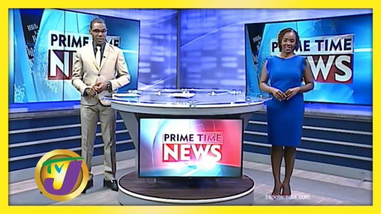 TVJ News: Headline - August 13 2020 1