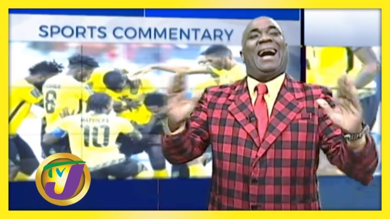 TVJ Sports Commentary - August 13 2020 1