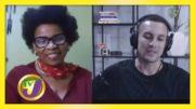 Emile Steenveld & Diana Morgan-Burgess: TVJ Smile Jamaica - August 14 2020 4