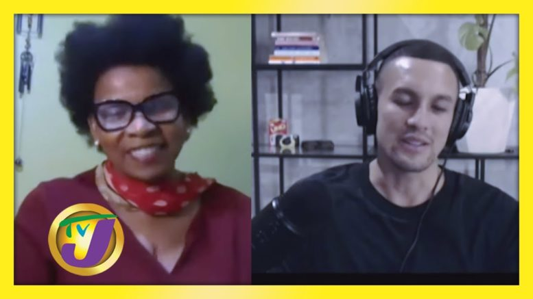 Emile Steenveld & Diana Morgan-Burgess: TVJ Smile Jamaica - August 14 2020 1