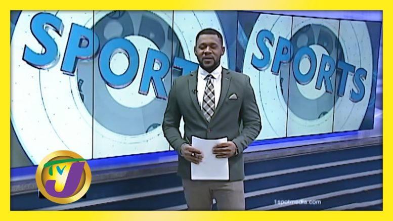 TVJ Sports News: Headlines - August 15 2020 1