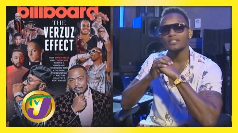 Billboard Overlook Jamaican DJ's | Leftside - TVJ Entertainment Report - August 14 2020 1