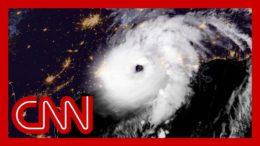 Hurricane Laura makes landfall in Louisiana 2