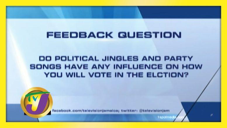 TVJ Feedback Question - August 14 2020 1
