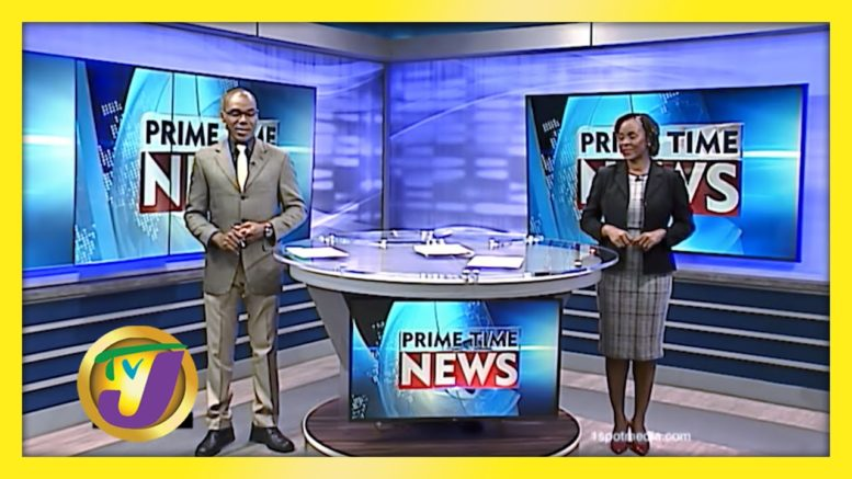 TVJ News: Headlines - August 17 2020 1