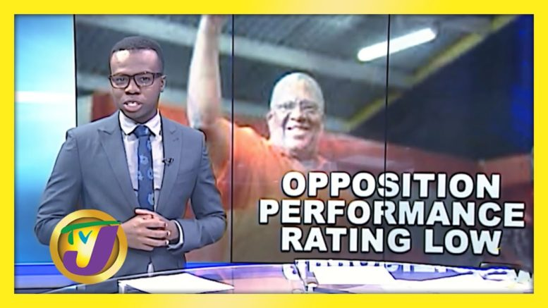 Poll: Opposition Performance Rating Low - August 17 2020 1