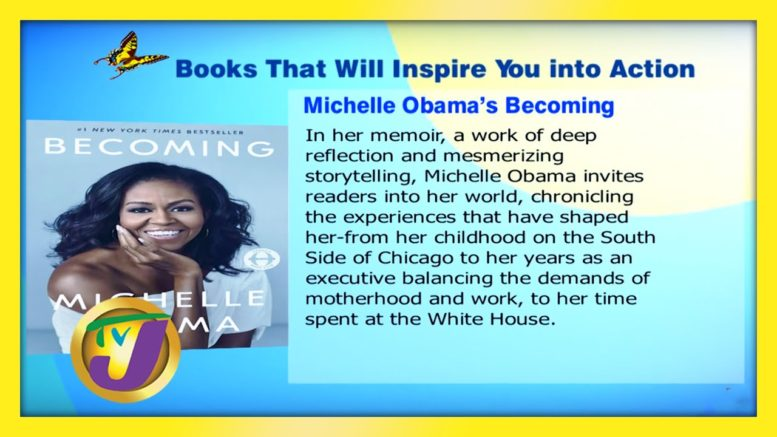 Books that will Inspire you into Action - August 18 2020 1