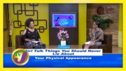 Things You Should Never Lie About:TVJ Girls Talk - August 18 2020 2