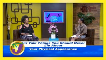 Things You Should Never Lie About:TVJ Girls Talk - August 18 2020 6